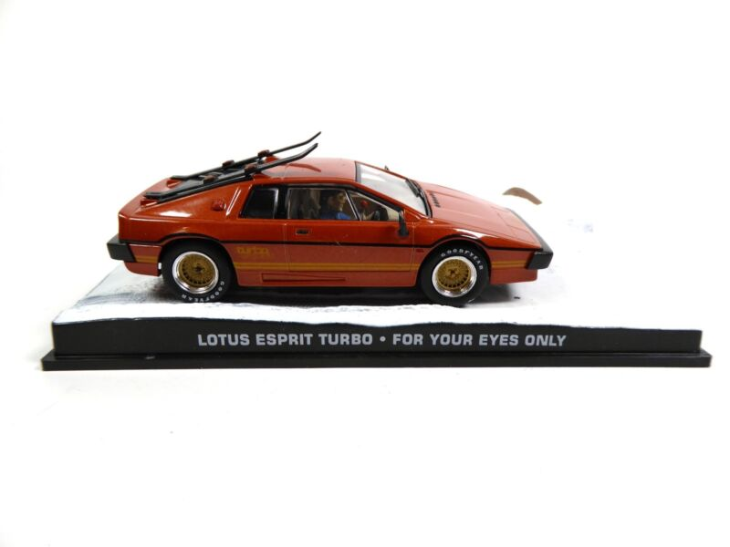 $ CDN25.99 • Buy Lotus Esprit Turbo - James Bond 007 FYEO - 1:43 Diecast Model Car DY008