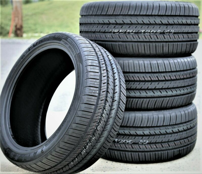 4 New Atlas Tire Force UHP 245/55R19 103V A/S Performance Tires • 392.98$