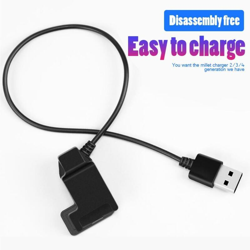 $1.89 • Buy Clip Smart Band Charger Charging Cable Adapter For Xiaomi Mi Band 4 Smart Watch