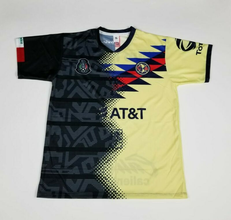 $22 • Buy Mexico Club America Soccer Jersey