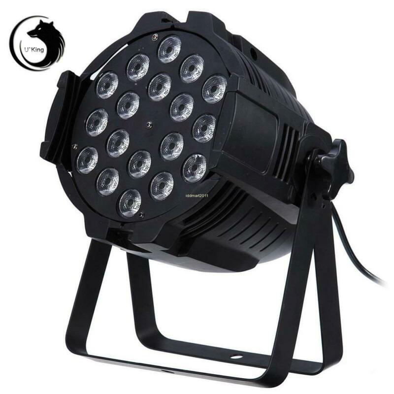 50W LED Stage Light Beam Moving Head Effect Lights DMX512 DJ Club Party Lighting • 53.99$