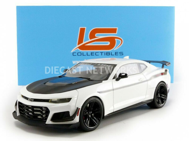 $109.95 • Buy Ls Collectibles - 1/18 - Chevrolet Camaro Zl1 1le - Hennessey Exorcist - Ls039a