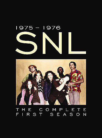 $17.75 • Buy Saturday Night Live - The Complete First Season (DVD, 2006, 8-Disc Set) SEALED