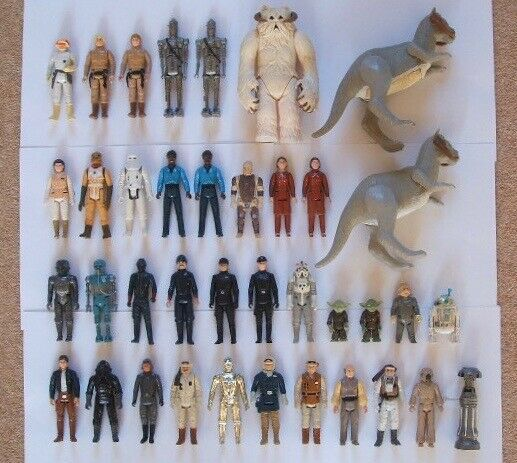 $ CDN13.62 • Buy Vintage Star Wars Incomplete The Empire Strikes Back Figures - Choose Your Own