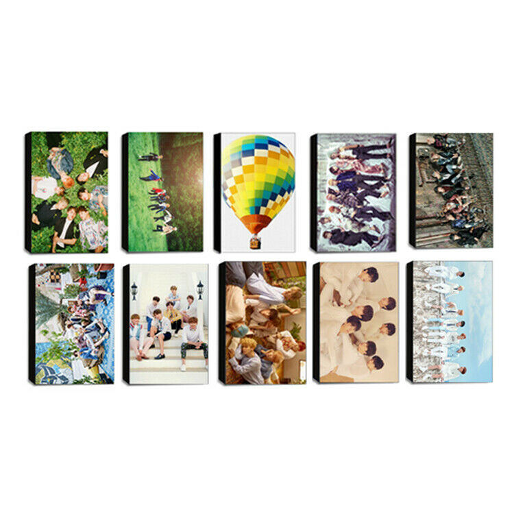 $9.99 • Buy BTS Bangtan Boys Lomo Trading Photocard Set - Wings Love Yourself Photo Card
