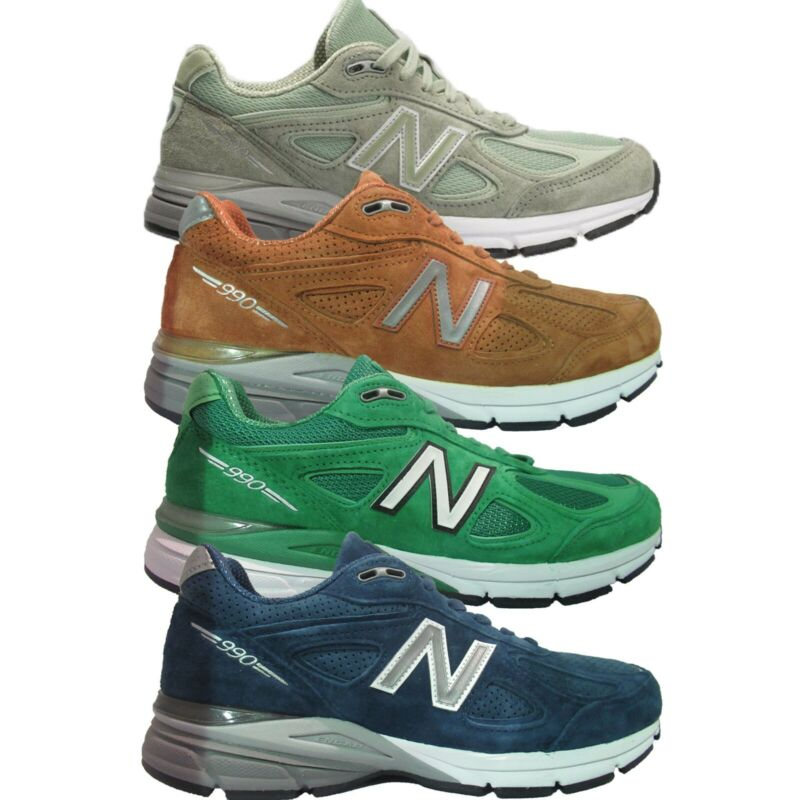 $109.90 • Buy Mens New Balance M990V4 990 Classic Lifestyle Fashion Casual Running Shoes