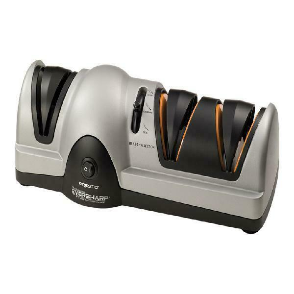 $54.88 • Buy Presto Professional Electric Knife Sharpener Three-Stage Kitchen Cook Hunting