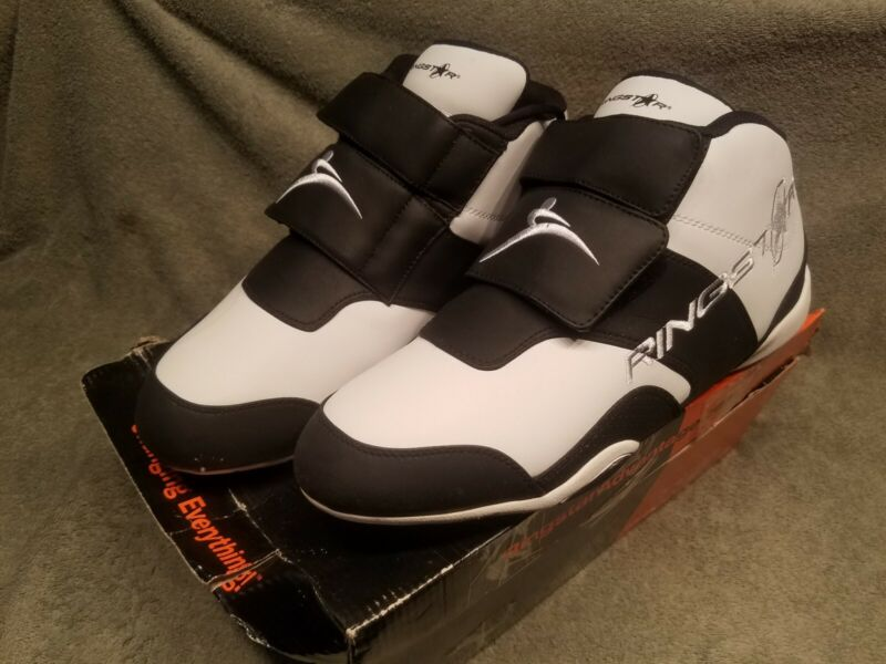 $85 • Buy Ringstar Fight Pro Sparring Shoes New...!!!!!