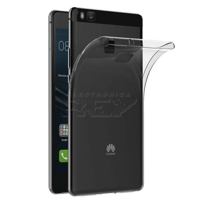 Funda Doble Silicona Para Huawei P9 Lite Gel Tpu Transparente 360º S923 Cases, Covers & Skins