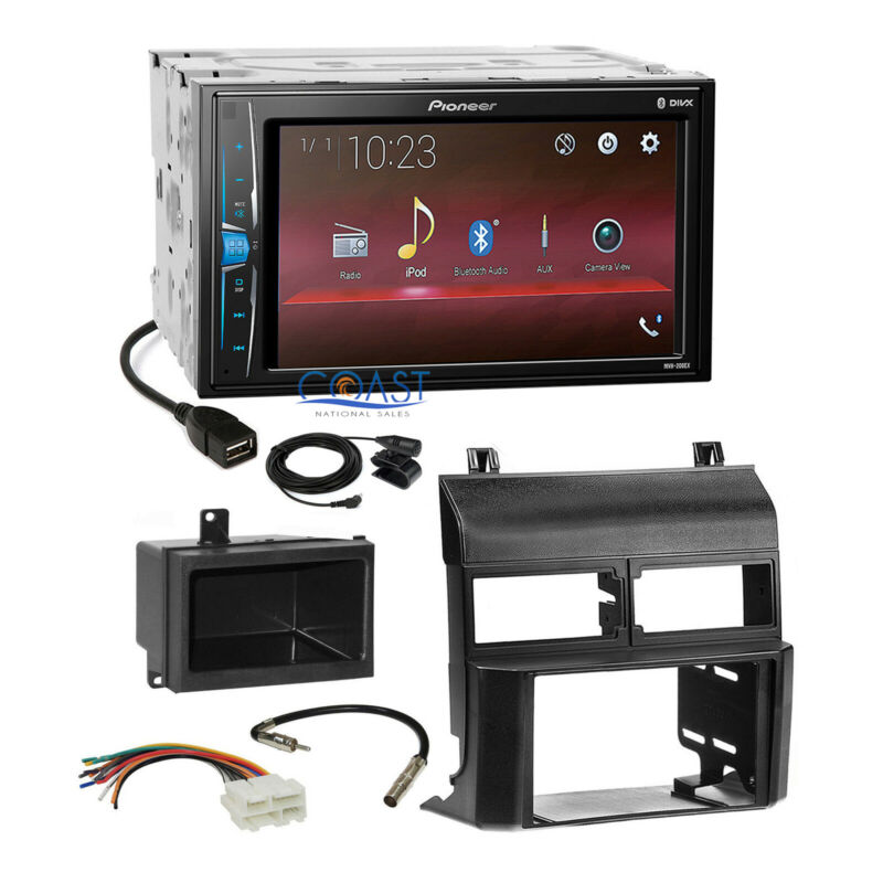 $215.95 • Buy Pioneer 2018 Bluetooth Multimedia Stereo Dash Kit Harness For 88-94 Chevy GMC