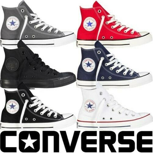 converse all star pelle donna rosse