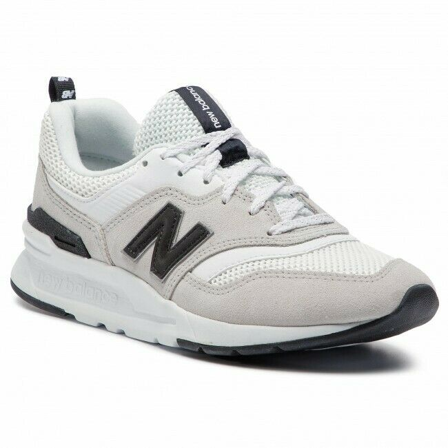 2sneakers uomo bianche new balance