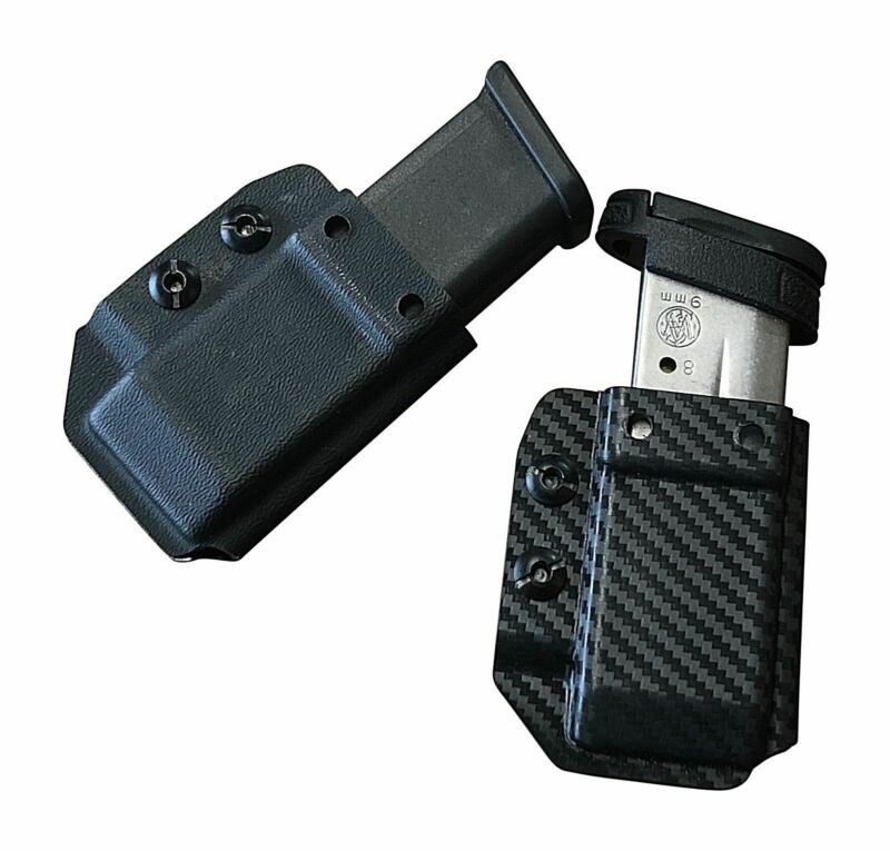 $19.88 • Buy Kydex IWB & OWB AMBI Magazine Holster Double Stack & Single Stack