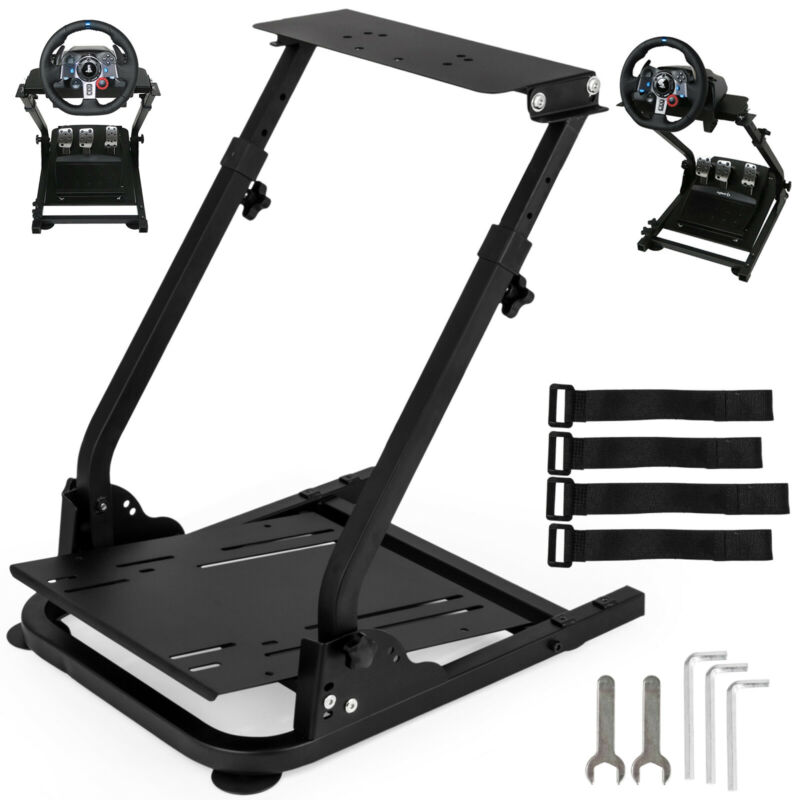 $79.87 • Buy Steering Wheel Stand For Thrustmaster TMX Racing Wheel Stand Xbox One