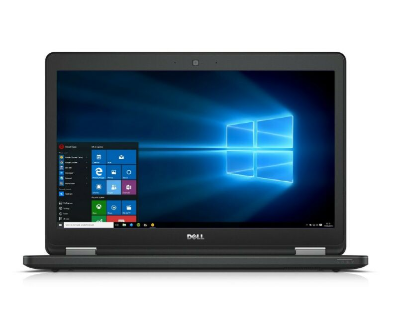 $266 • Buy Dell Latitude Business Gaming Laptop 15.6 Inch HD Intel Core I5 16GB RAM 2TB SSD