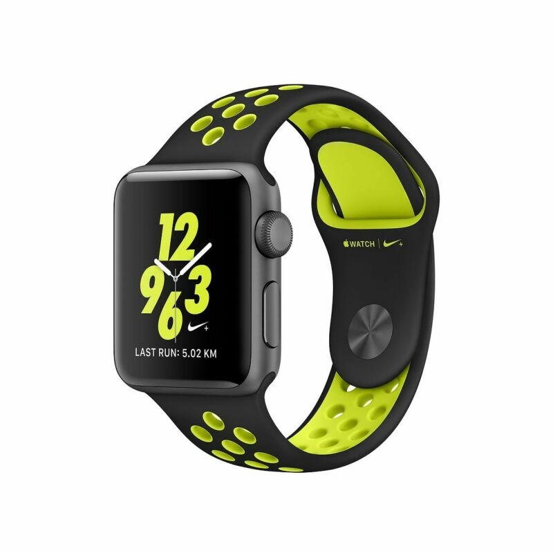 $ CDN154.58 • Buy Apple 2nd Gen, Series 2 Nike Watch 42mm With Nike Band Band