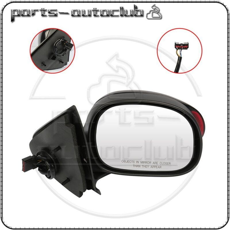 $69.99 • Buy For 2000-2004 FORD F150 CONTOURTY PECREW CAB Right Side Mirror SIGNAL Fold Power