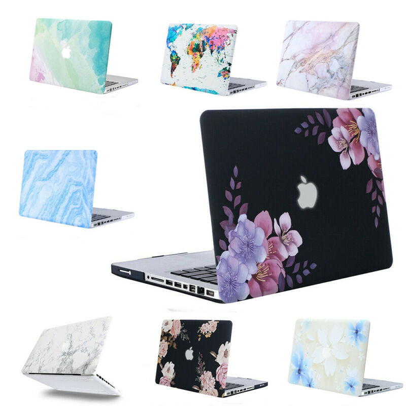 Laptop Floral Hard Case Designer For Macbook Pro 13 A1278 Drive ROM Case Cover  • 15.99$