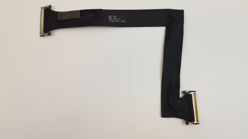 Apple IMAC 27  A1312 2009 2010 LCD LVDS Cable 593-1028 B • 7.25$