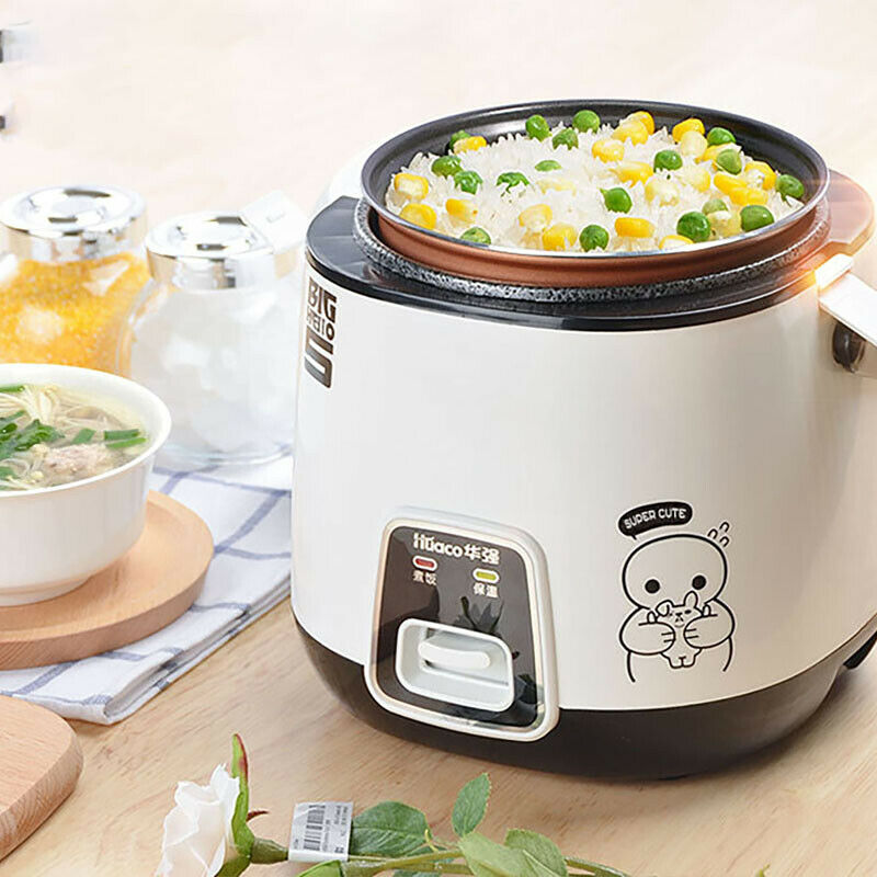 AU23 • Buy Multi-functional Rice Cooker Mini Rice Cooker 1.2 L Small Rice Cooker