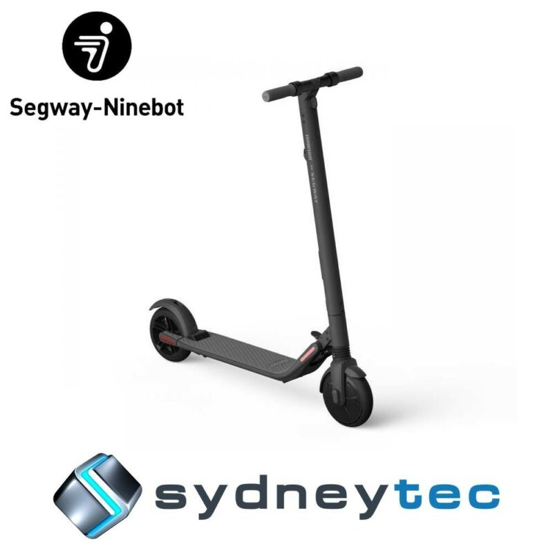AU599 • Buy New Ninebot Electric Folding Kick Scooter By Segway ES2 - 2019 Model