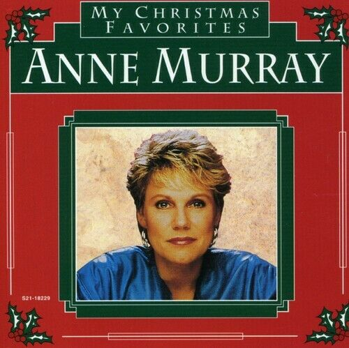 Anne Murray - My Christmas Favorites [New CD] • 4.77$