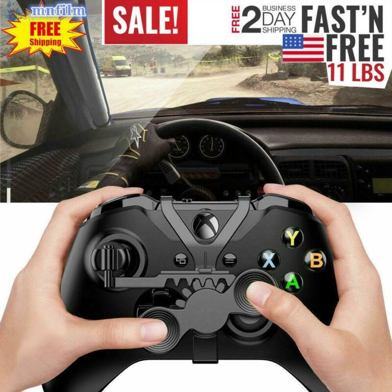 For Xbox One Game Controller Mini Steering Wheel Add-on Replacement Gaming • 5.78$