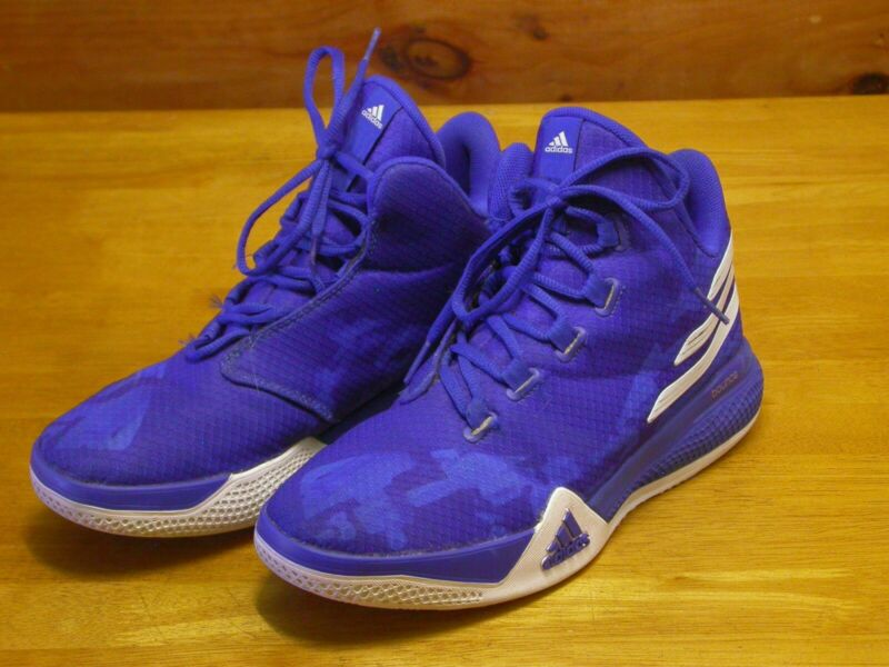 $ CDN39.11 • Buy Adidas Blue Bounce Basketball Shoes - Size 7 Men's (600001)