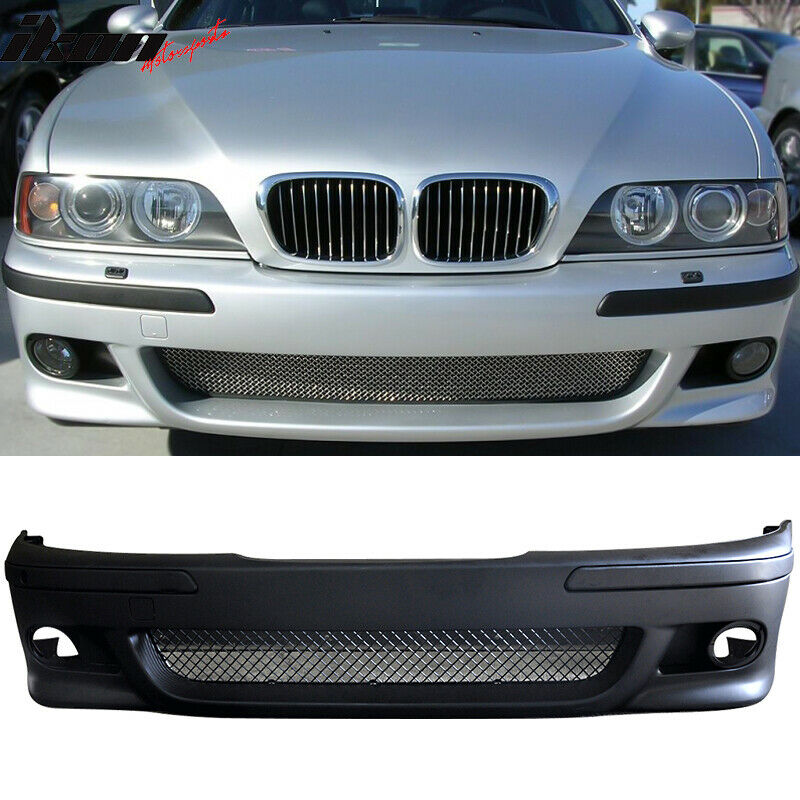$149.99 • Buy Fits 96-03 BMW E39 5 Series M5 Style Front Bumper Cover Conversion - PP