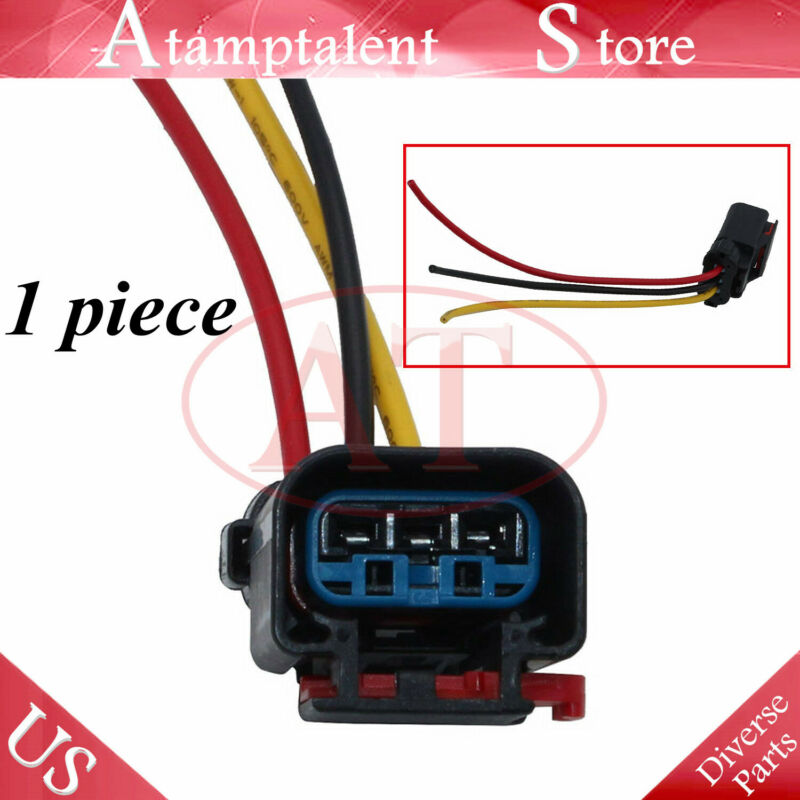 $7.59 • Buy New S738 Cam Crank Speed Sensor Harness Connector Pigtail For Neon Dodge Jeep