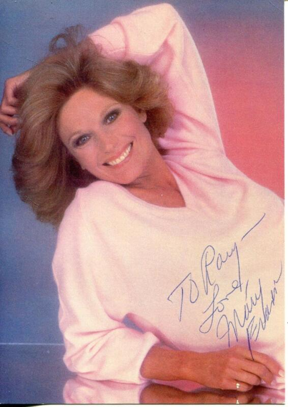 $ CDN26.10 • Buy Mary Frann Autograph Actress In Newhart & Days Of Our Lives Signed Photo