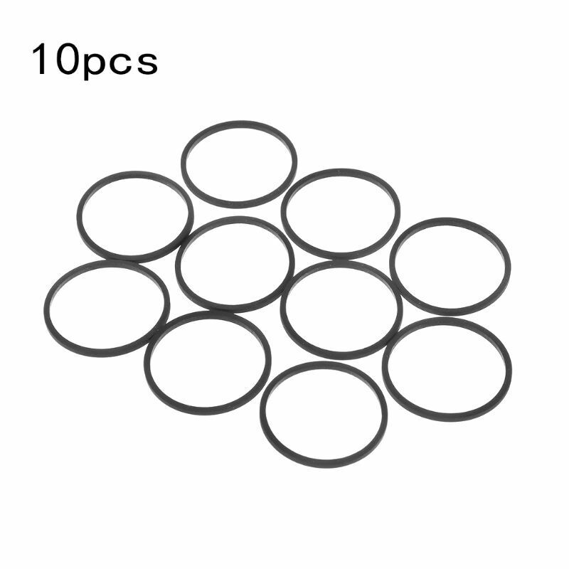 10PCS DVD Disk Drive Belts Rubber For Xbox 360 Microsoft Stuck Disc Tray • 1.51$