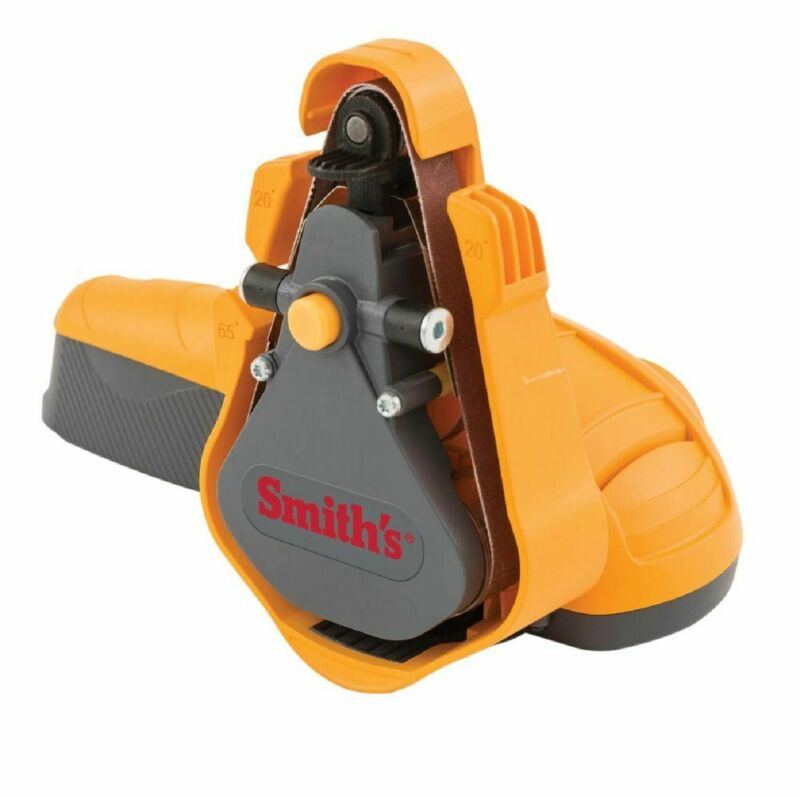 $38.82 • Buy Smith Knife And Scissor Sharpener Electric #50933