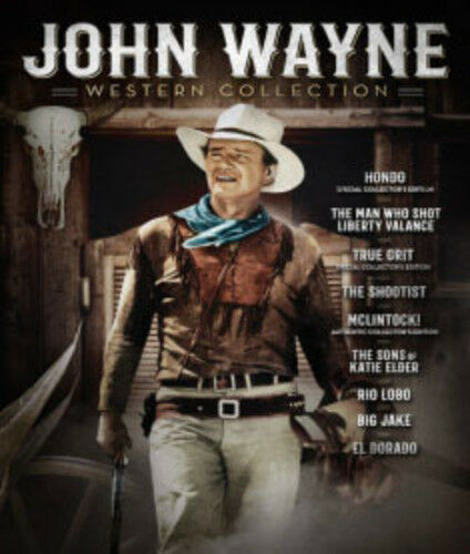$27.87 • Buy John Wayne Western Collection [New DVD] Boxed Set, Gift Set, Subtitled, Widesc