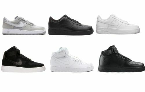 scarpe nike air force one bianche
