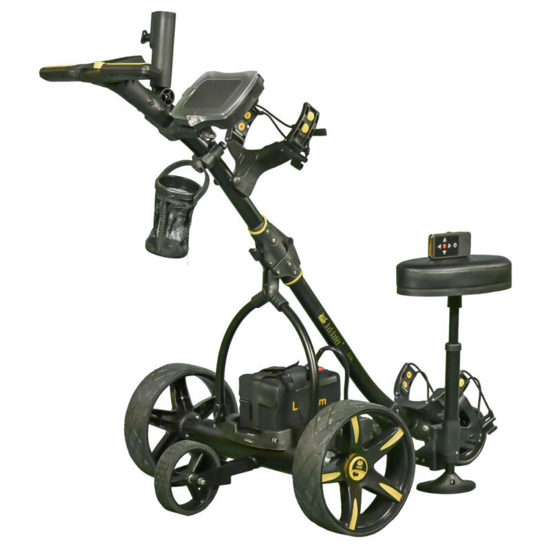 Electric Golf Caddy >> Remote Control Golf Caddie Compare Prices On Dealsan Com