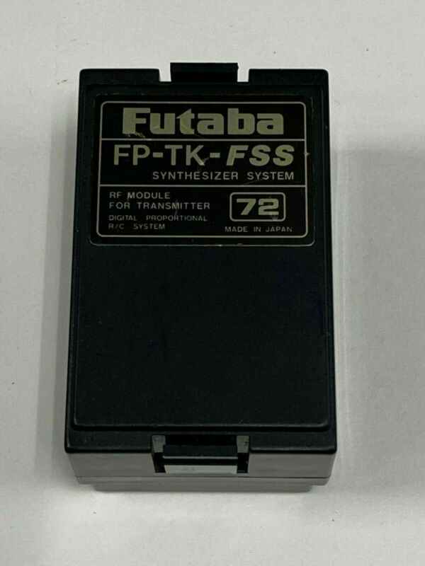 $99.95 • Buy Futaba FP-TK-FSS 72mhz RC Remote Control Airplane Synthesizer Transmitter Module