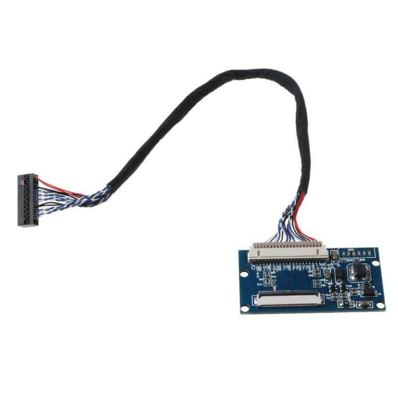 $4.10 • Buy 1Set LVDS 20 To 40Pin TTL LCD Signal Converter Board For 7-10.1  LCD Panel Cable
