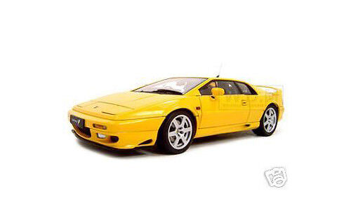 $ CDN166.32 • Buy Lotus Esprit V8 Yellow 1:18  Diecast Car Model By Autoart 75313