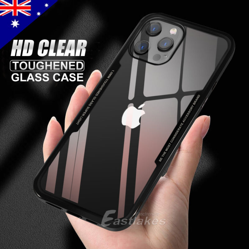 AU8.99 • Buy Shockproof Case Cover Hybrid Toughen Glass For Apple IPhone XS 11 Pro MAX XR 8 7