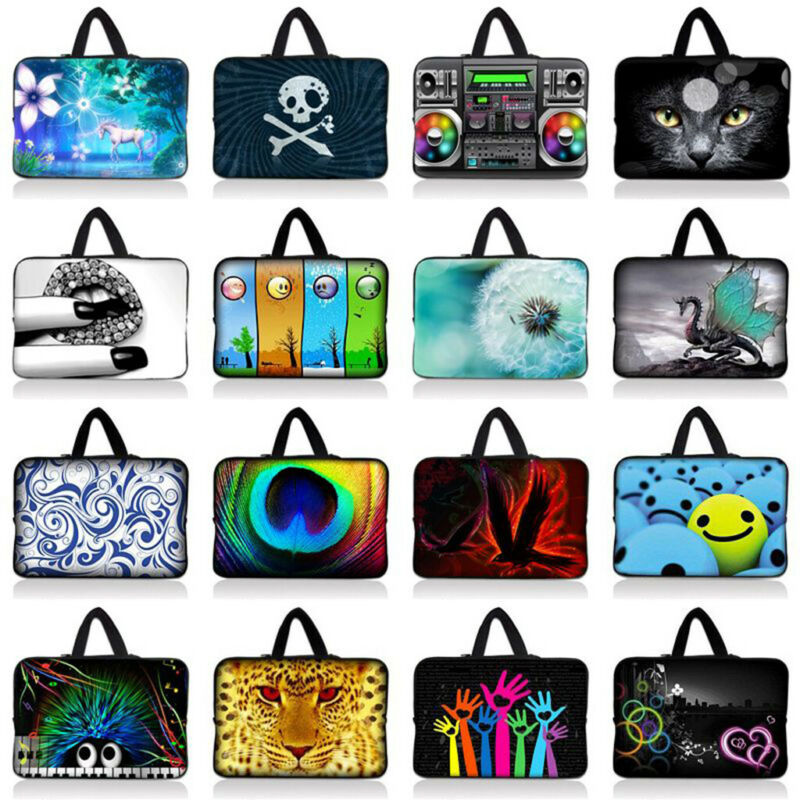 14 Inch Laptop Carry Sleeve Case Bag For 14.1  Dell ASUS Notebook HP Chromebook • 12.99$